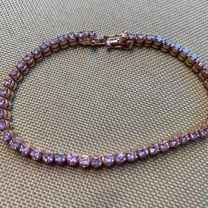 3.12 CT Diamond Tennis Bracelet